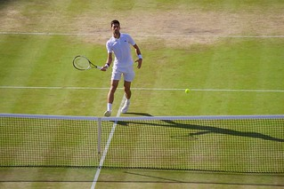 Novak Djokovic | by ndimmock