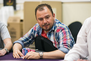 Oddie Dardon | by World Poker Tour