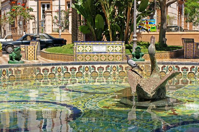 Plaza de los Patos, Santa Cruz, Tenerife