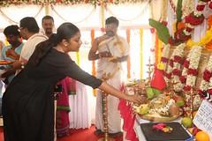 Maheshbabu New Movie Launching Stills