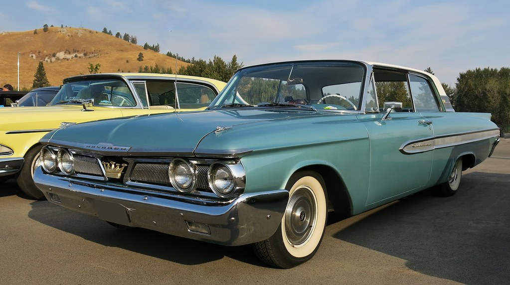 ... 1961 Monarch Richelieu 2-door hardtop | by Custom_Cab & 1961 Monarch Richelieu 2-door hardtop | Ford of Canada | Custom_Cab ...