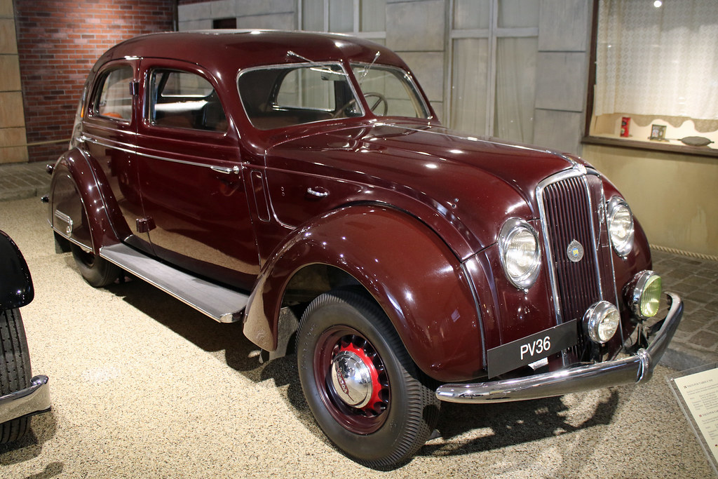 1935 Volvo Pv36 Carioca Rare Model Only 500 Examples Of Flickr