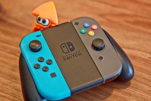 Nintendo Switch Controller | Farley Santos | Flickr