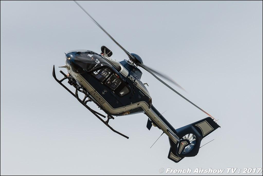 Eurocopter EC-135 France - Gendarmerie , Meeting aérien contre le cancer , Free Flight World Masters Rodez-Aveyron , FFWM2017 , Meeting Aerien 2017