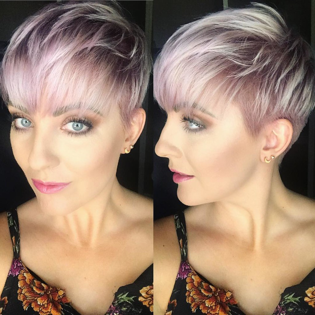 messy hair styles for men icy pink textured pixie with feathered bangs flickr 4361 | 37195131215 d84fc8b148 b