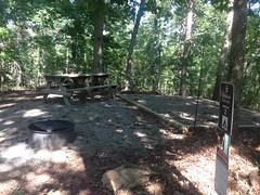 Reinhardt University Campground