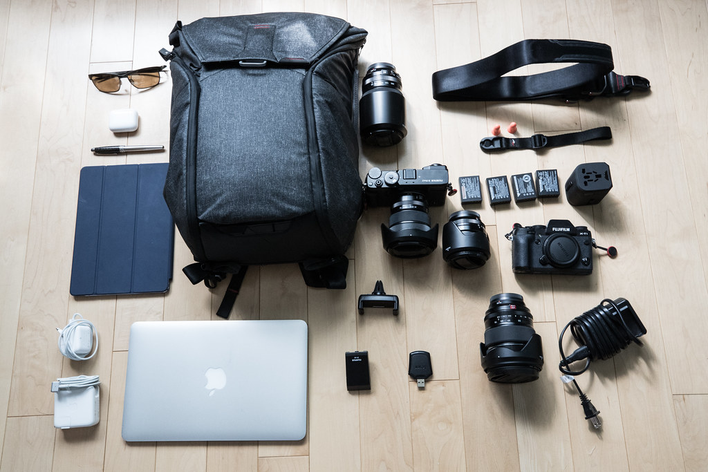What's in my bag 3.0