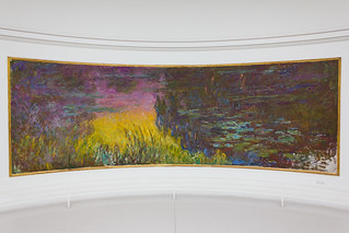Monet's Water lilies series | by il_baro