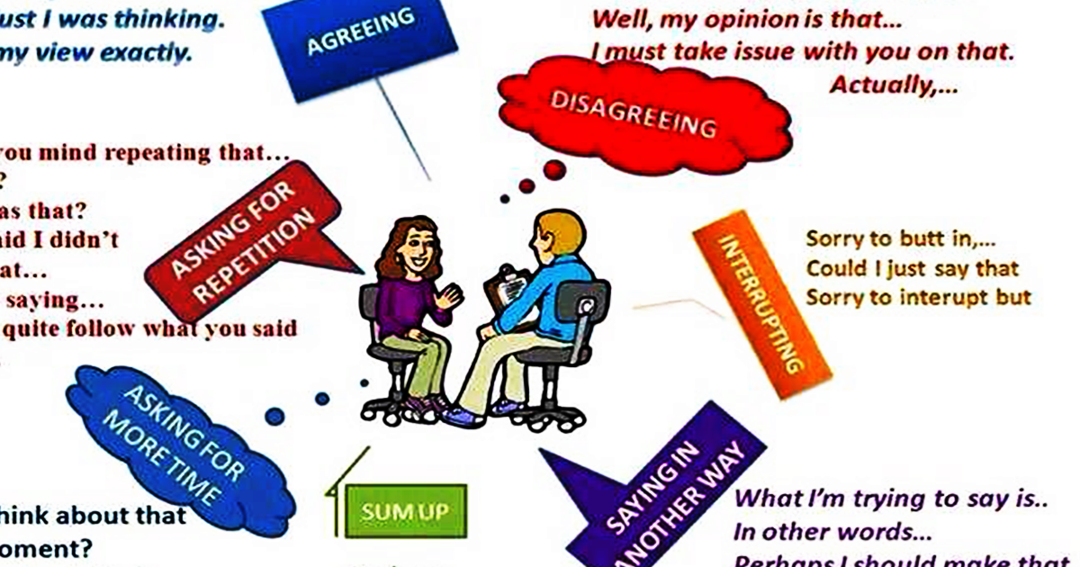 Useful Expressions in English Conversations 5