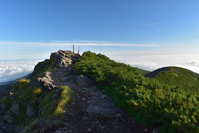 八ヶ岳 横岳登山