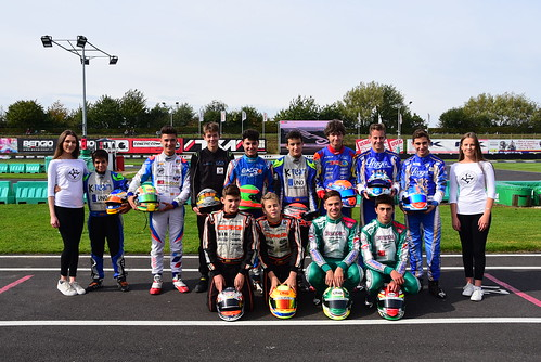 CIK-FIA Karting World Championship, PF International Kart Circuit 2017