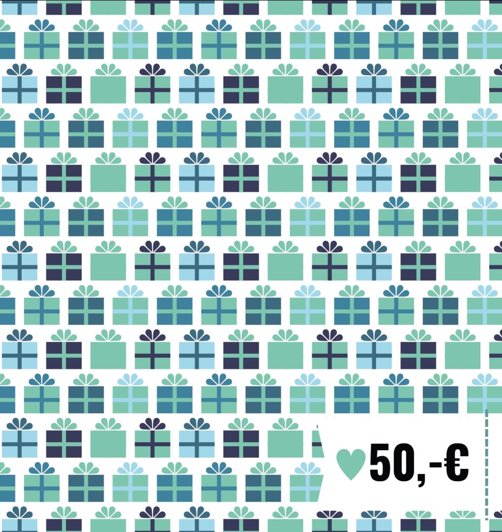 Gutschein 50.- €