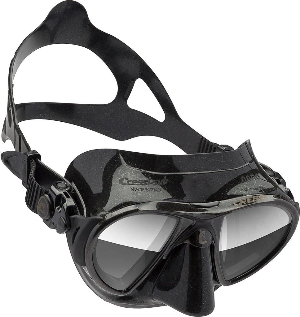 Cressi Nano máscara de buceo
