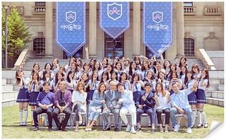 Idol School Ep 1 || KShowOnline com