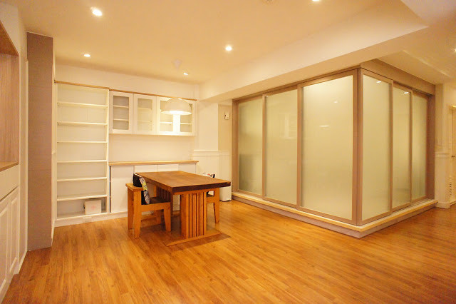善用隔間可提升空調冷房效率。1