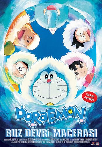 Doraemon: Buz Devri Macerası - Eiga Doraemon: Nobita No Nankyoku Kachikochi Daibouken