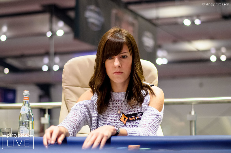 6b0036593d Superstar Kristen Bicknell added yet another cash to her hat-trick of  in-the-money finishes in the opening few weeks at the series with an 176th  place ...