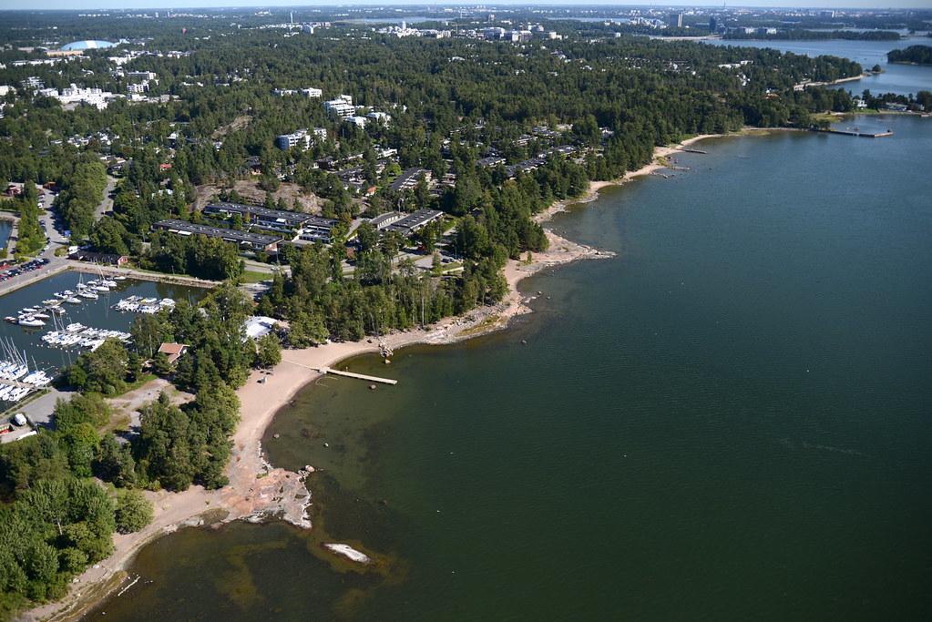 Kuva toimipisteestä: Haukilahden uimaranta (Mellsten)
