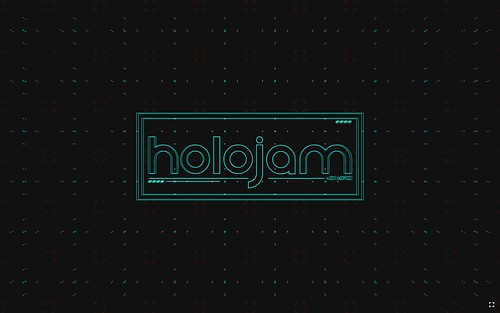 Holojam Debug View // Logo | by Scott Garner