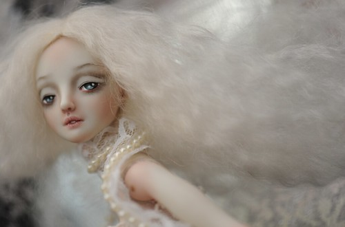 ENCHANTED DOLL Lily. Porcelain BJD by Marina Bychkova, FS. | by cureilona of Lightpainted Doll