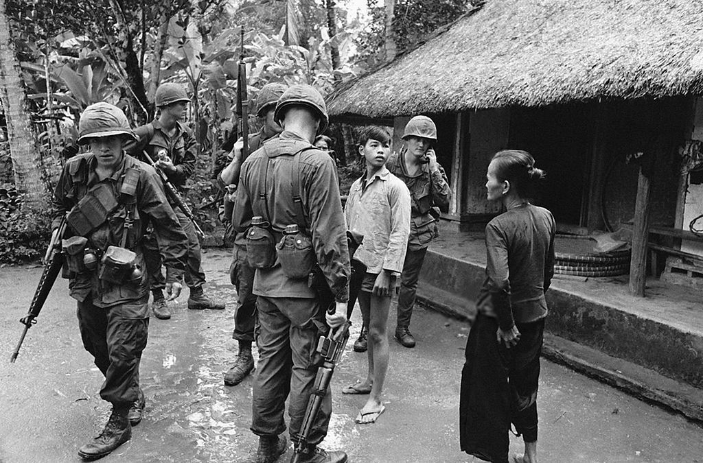 AP WAS THERE: The Vietnam Wars Tet Offensive — AP Images