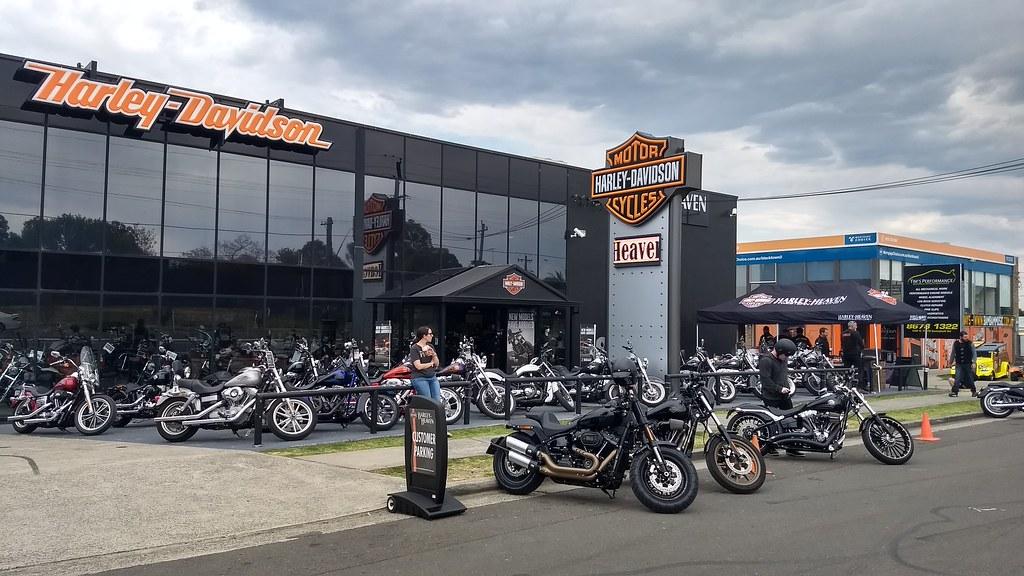 Harley-Heaven Western Sydney