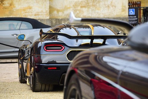 Koenigsegg Agera RS Naraya, Blenheim Palace Classic & Supercar, Blenheim Palace 2017