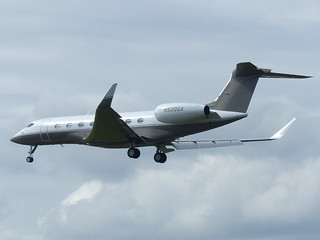 G650 N500SA | by gulfstreamchaser