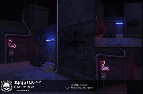 Back alley @ Shiny Shabby | by Prince Diker