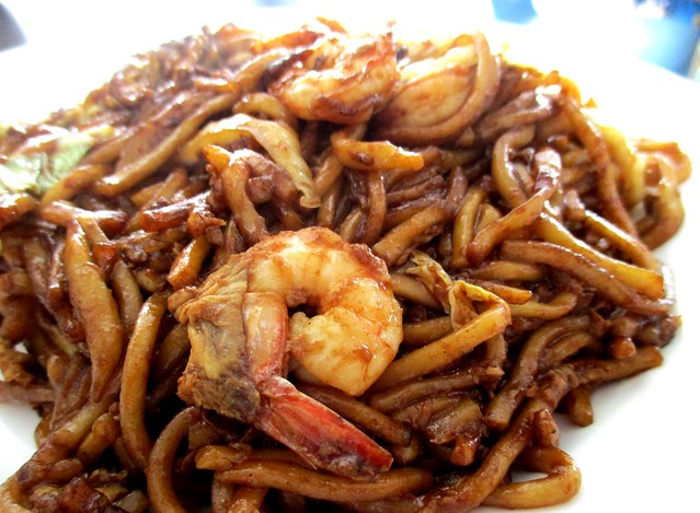 Yong Garden fried noodles 2