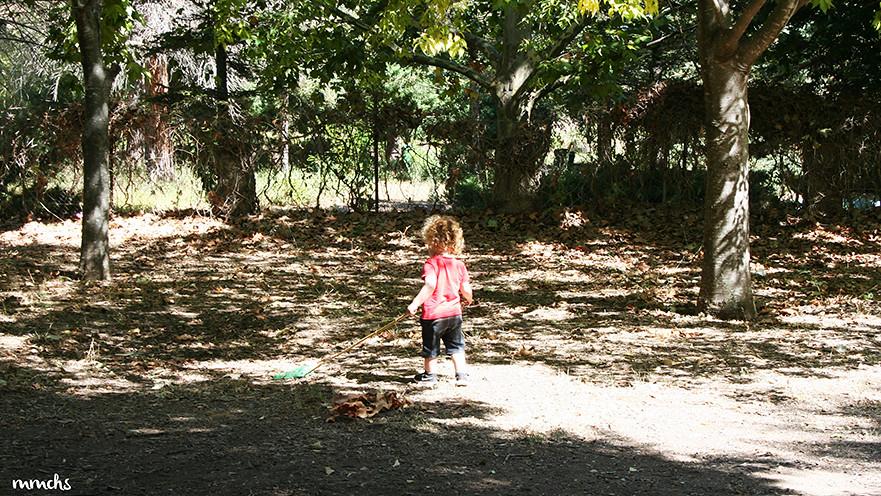 zona de juegos río Tuéjar
