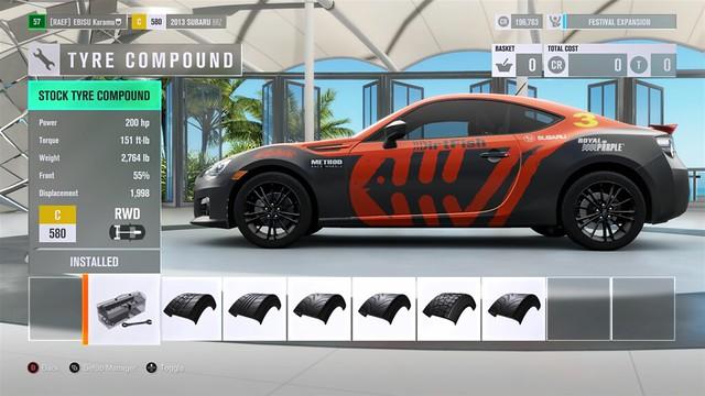 FH3 Time Attack | Stock Car Challenge #21 (2013 Subaru BRZ) 37010109915_109534074b_z