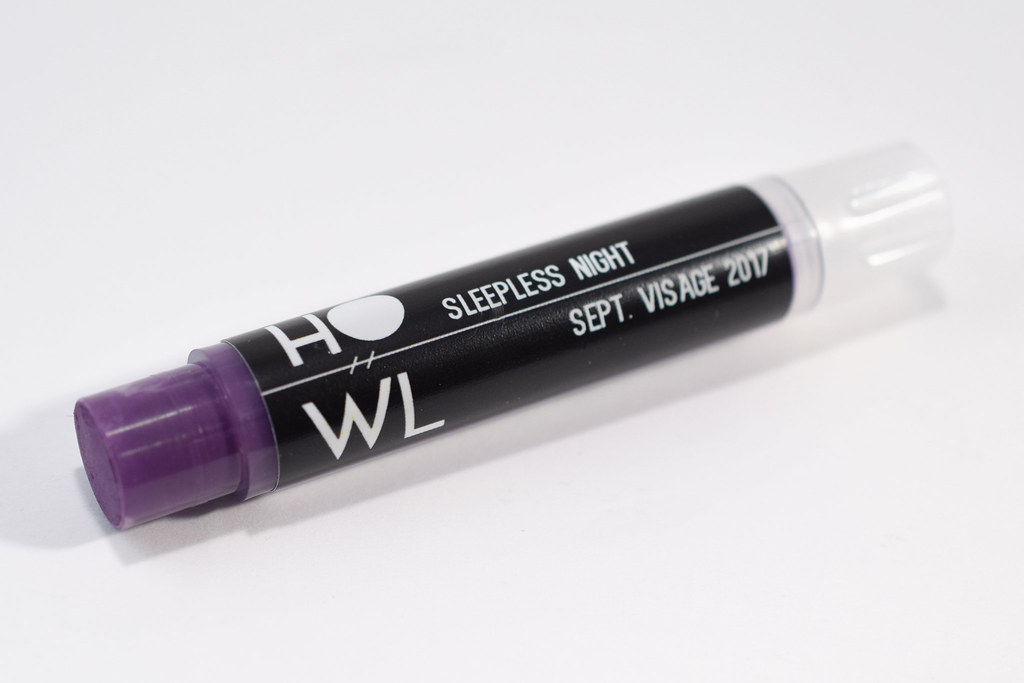 Hello waffle September 2017 visage swatch