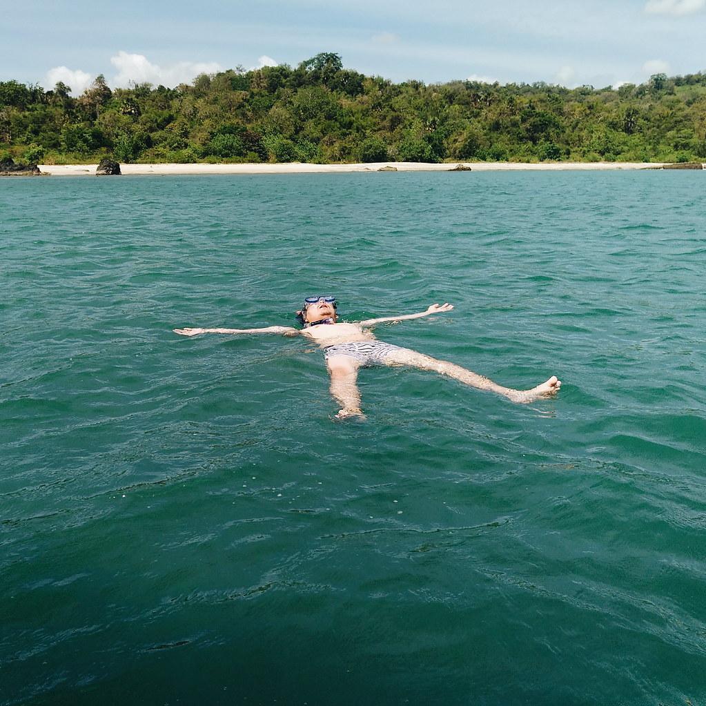 Snorkeling Spot Pulau Kunti