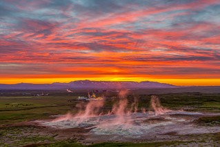 Midnight Heat [HONORABLE MENTION and PEOPLE'S CHOICE WINNER] | by Geothermal Resources Council