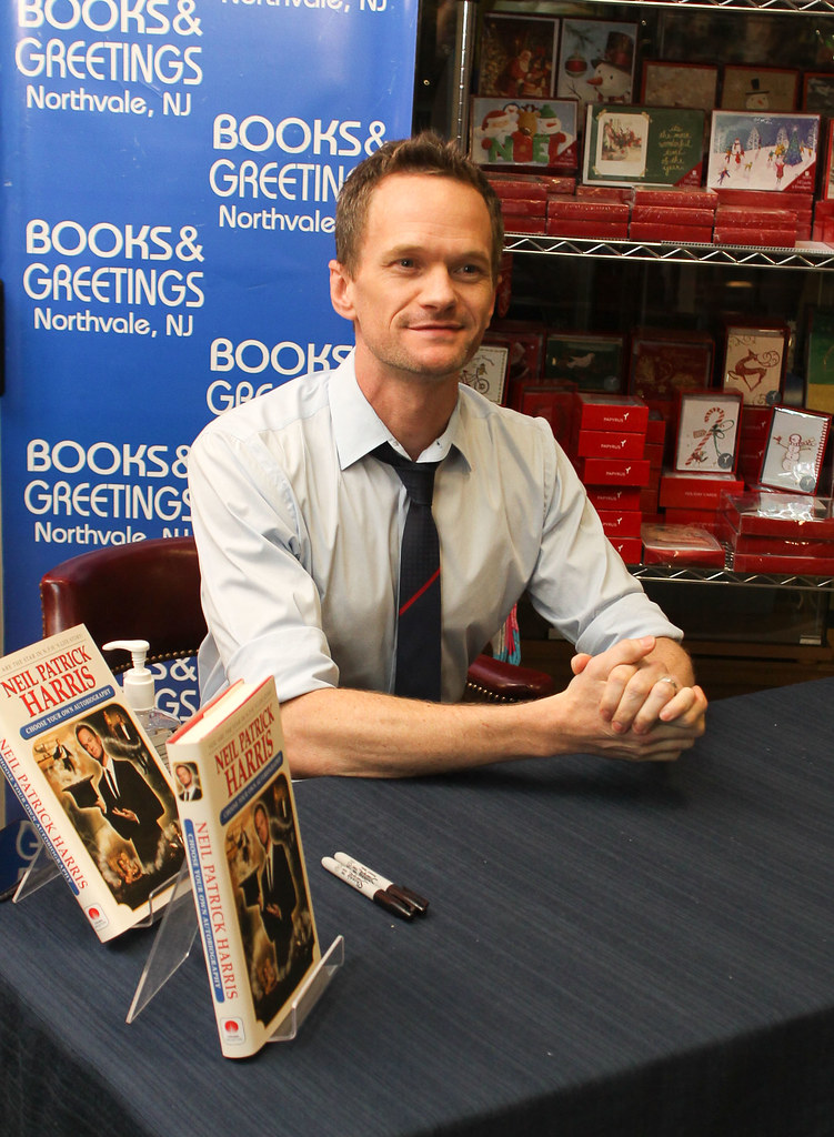 Neil patrick harris at books and greetings 10162014 nort flickr neil patrick harris at books and greetings by paula barbagallo m4hsunfo