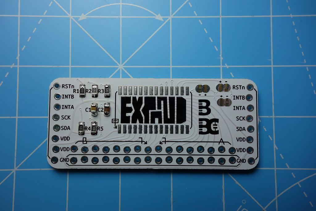 A handy IO Expander