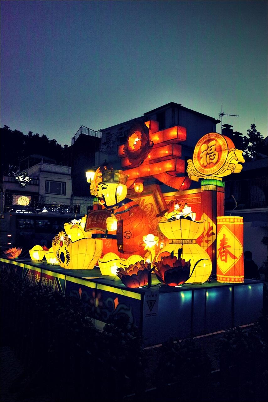 신년-'마카오 둘러보기(Macau Sightseeing)'
