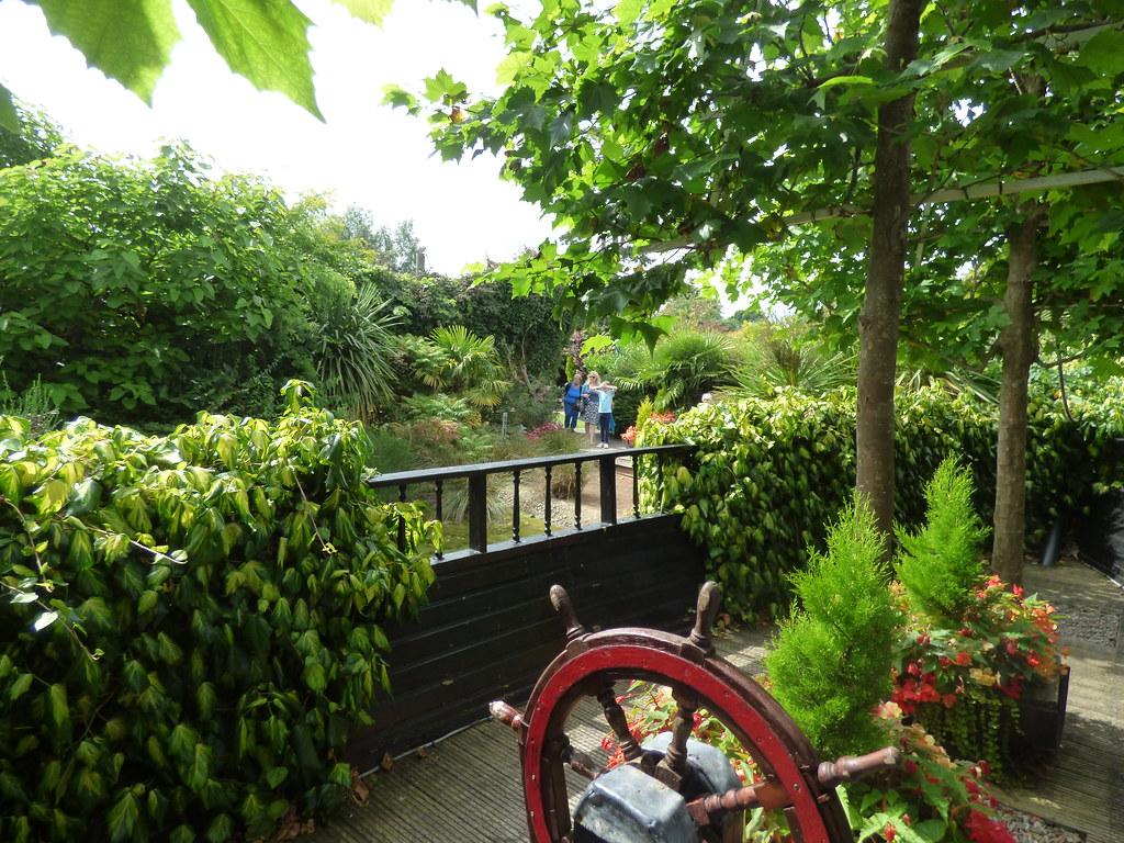 ... Pirate Garden   Ralph Court Gardens   Pirate Ship   Run Aground Galleon  | By Ell