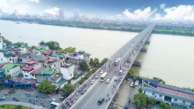Hà Nội sẽ xây dựng 4 cầu vượt sông Hồng, sông Đuống trị giá 38 nghìn tỷ đồng