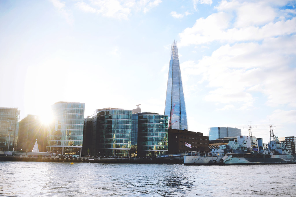 London viewing points - The Shard | via It's Travel O'Clock