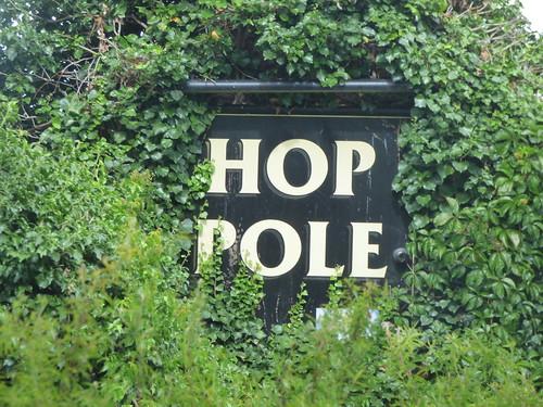 Hop Pole Friar Street Droitwich Spa Pub Sign Pubs