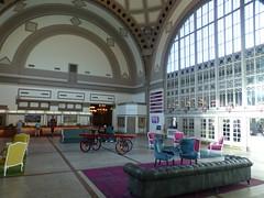 Chattanooga  Choo Choo Railway Station Hall