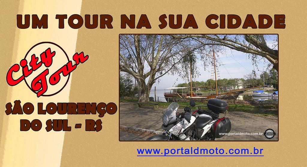 CITY TOUR = São Lourenço do Sul/RS