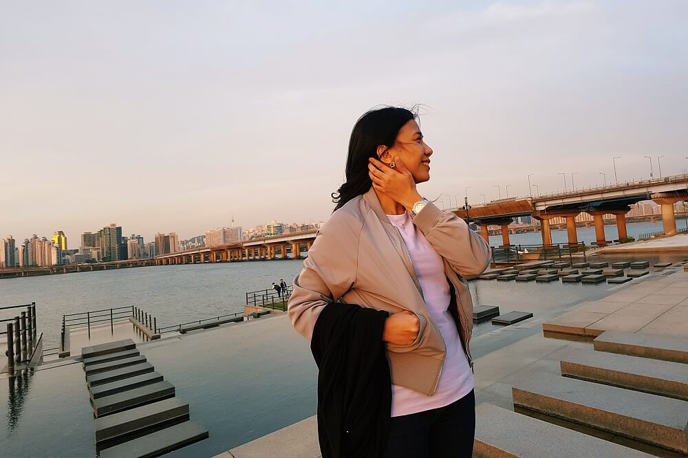 yeouido han river park