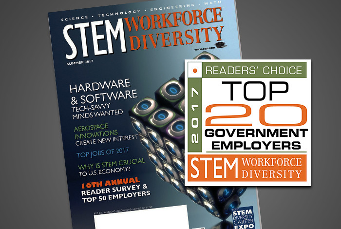 Los Alamos National Laboratory was recognized as a top diversity employer by LATINA Style and STEM Workforce Diversity Magazine.