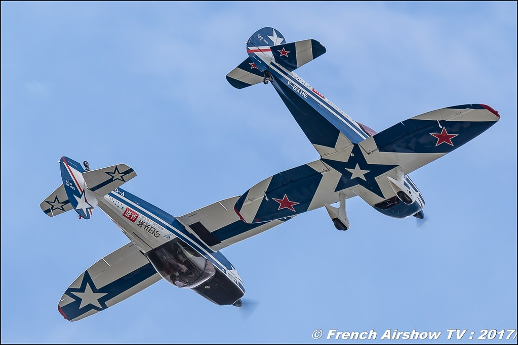 captens, Marianne , Adam , cap10 , patrouille cap tens , capdance , Acrobatics , Legend Air en Limousin 2017 , aérodrome de Saint Junien 2017 , Meeting Aerien 2017