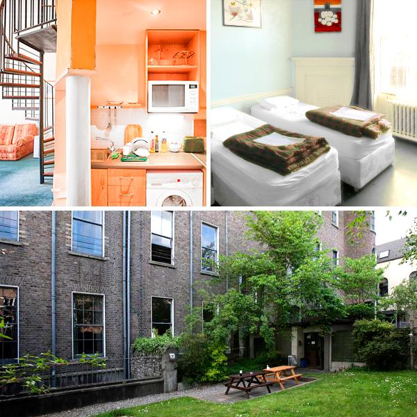 MEC Hostel, un sitio estupendo con cocina donde dormir económico en Dublín