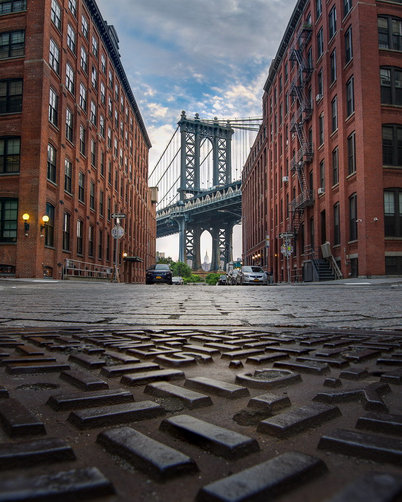 Brooklyn Perspective | What the Manhattan Bridge (framing th… | Flickr