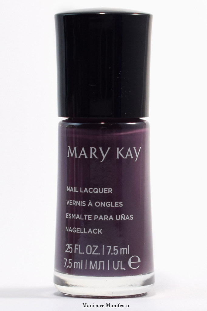 Mary Kay Violet Silk nail polish